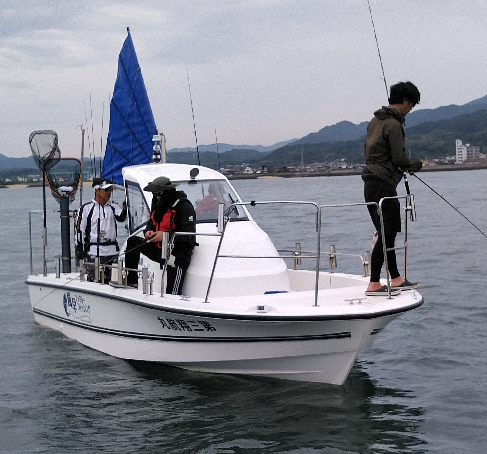 8月22日 アベック出船釣果