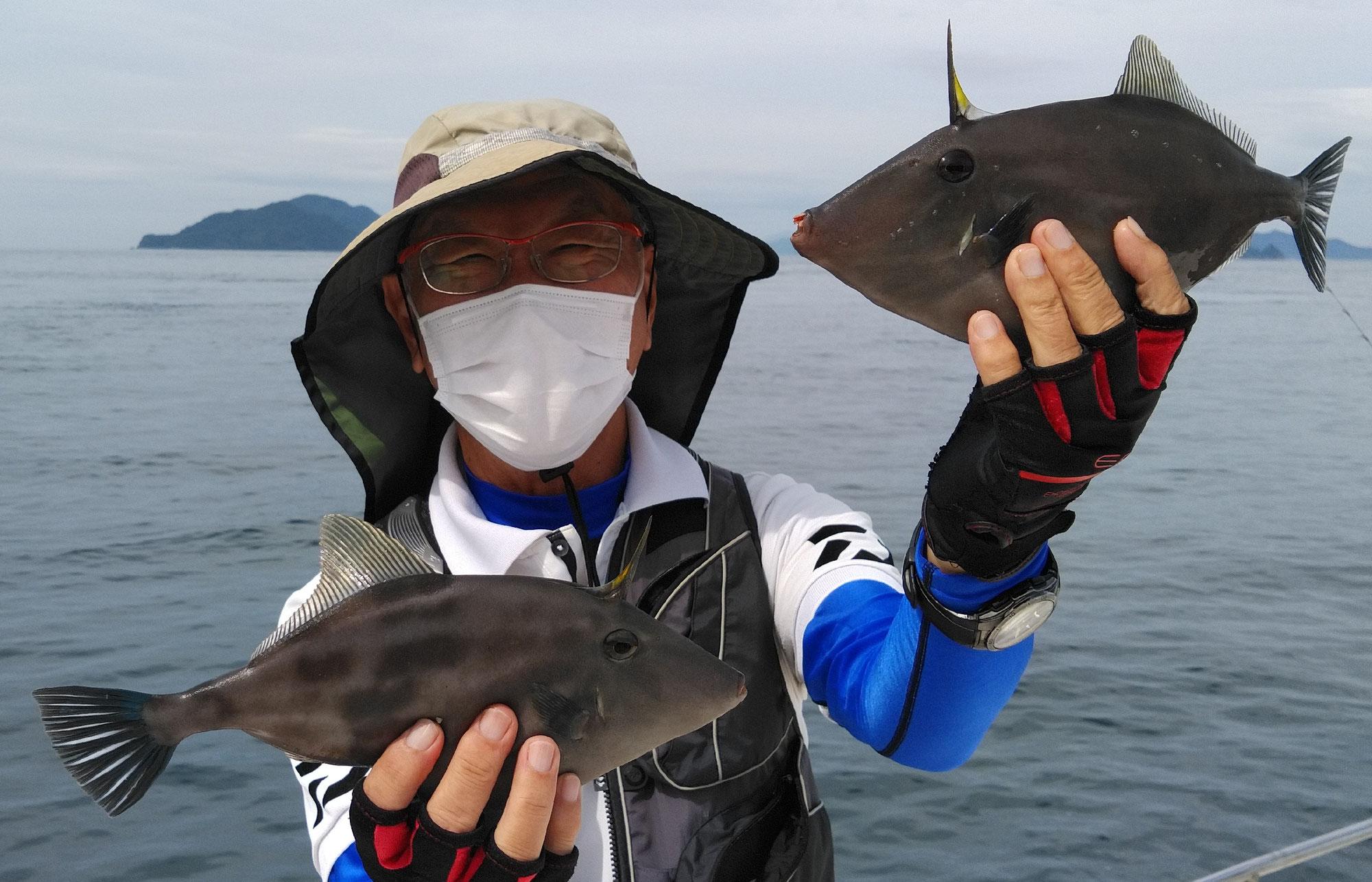 8月26日 YouTubeチョーさんのときどき釣り日記
