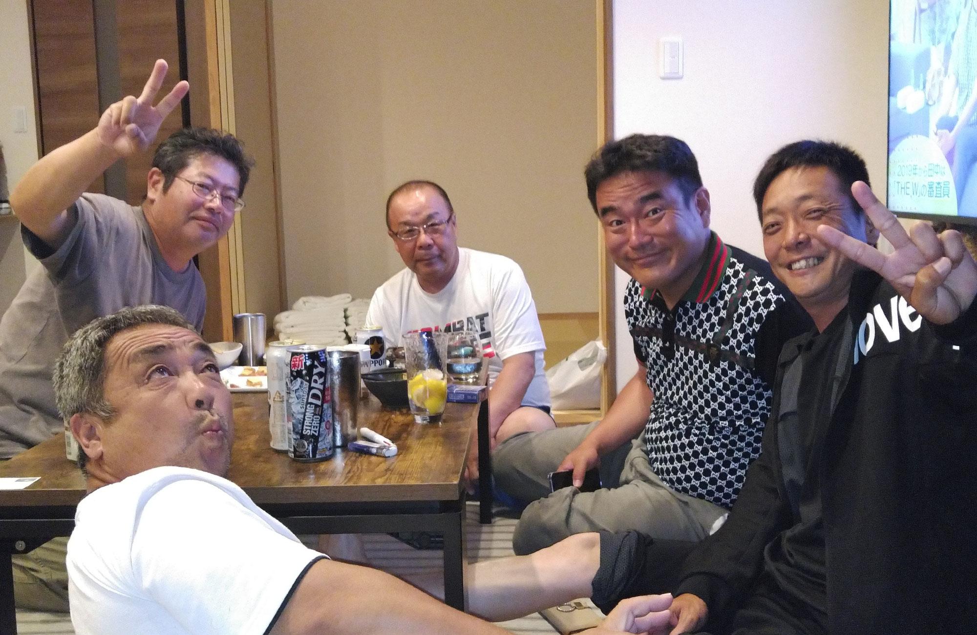 7月1日 遊漁船情報交換会