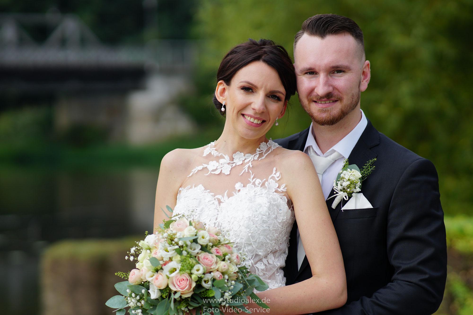 Hochzeit von Ina & Alex in Roding und Umgebung