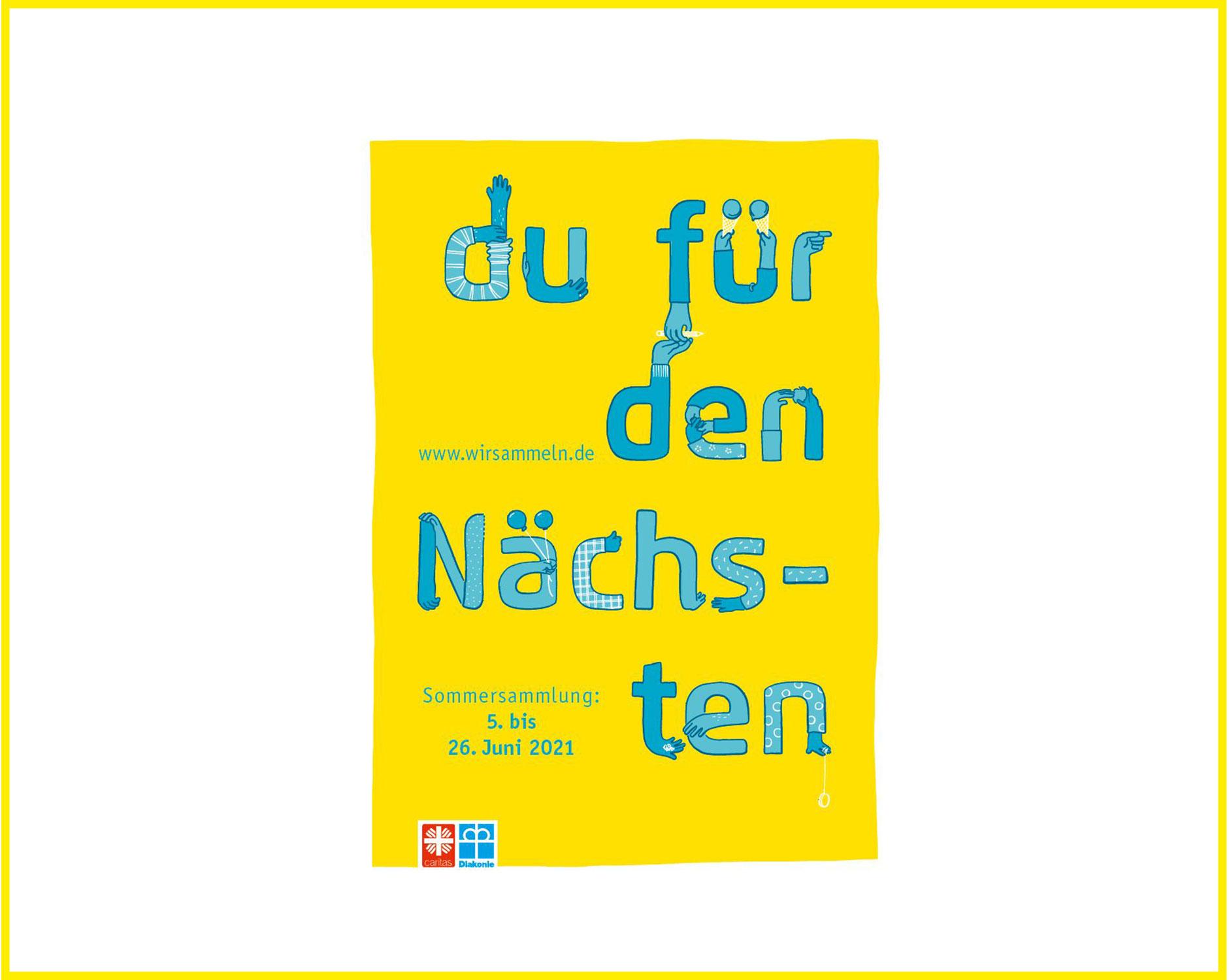 """""""Du für den Nächsten"""" - Duisburgern in Not helfen"""