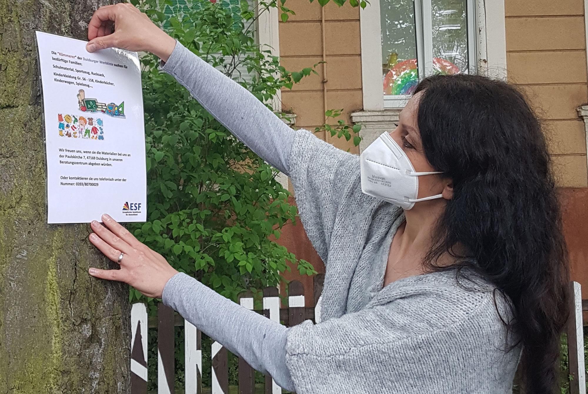 Duisburger Werkkiste bittet um Sachspenden für Kinder