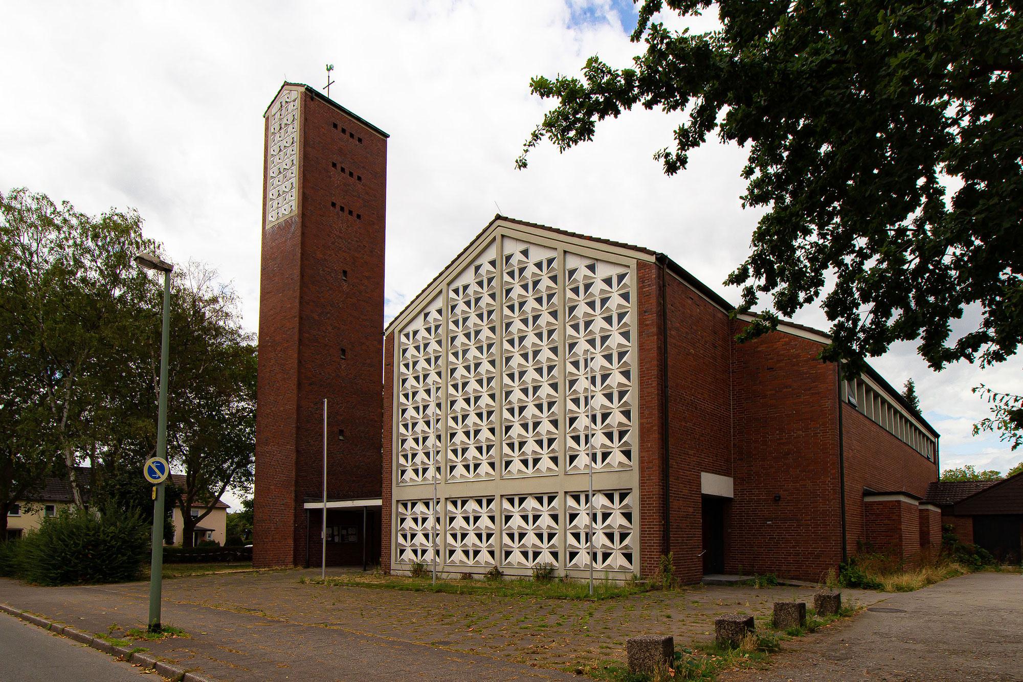 Pfarrei St. Judas Thaddäus trennt sich von St. Joseph in Wedau