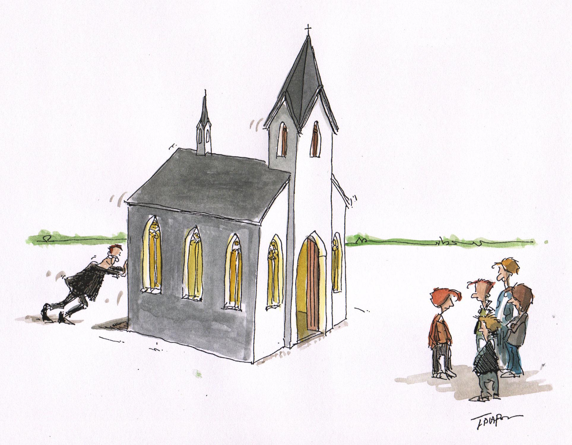 Was die Kirche aus der Corona-Krise lernen muss…