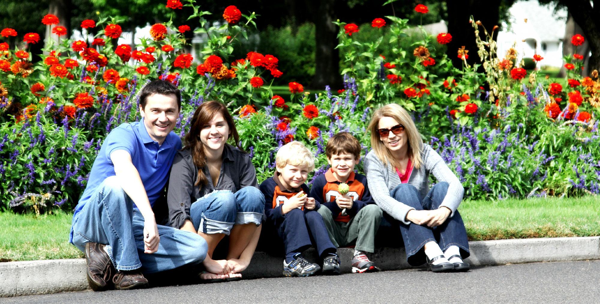 Familie als Beruf? Caritas sucht Pflegeeltern