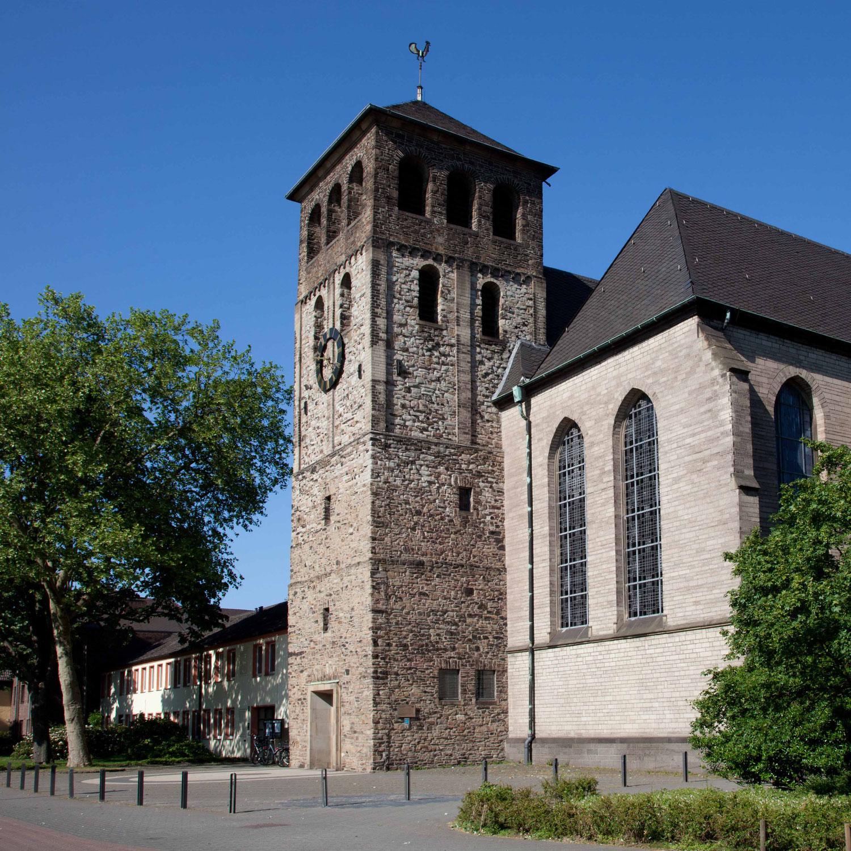 Am Sonntag überträgt WDR 5 einen Radiogottesdienst aus der Hamborner Abteikirche