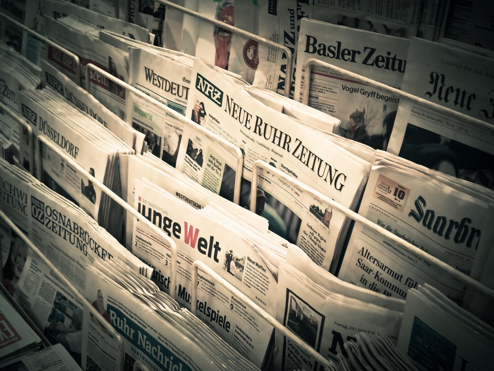 """Jetzt anmelden zur Online-Schulung """"Pressearbeit in den Gemeinden"""""""