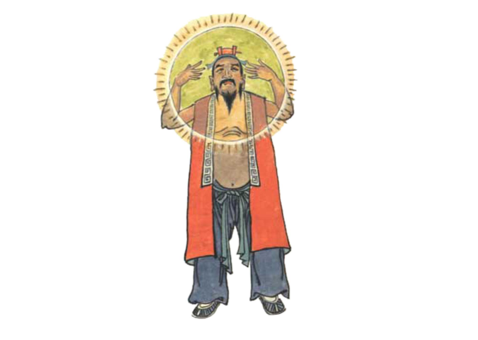 La visione del corpo e la statica nel Qigong