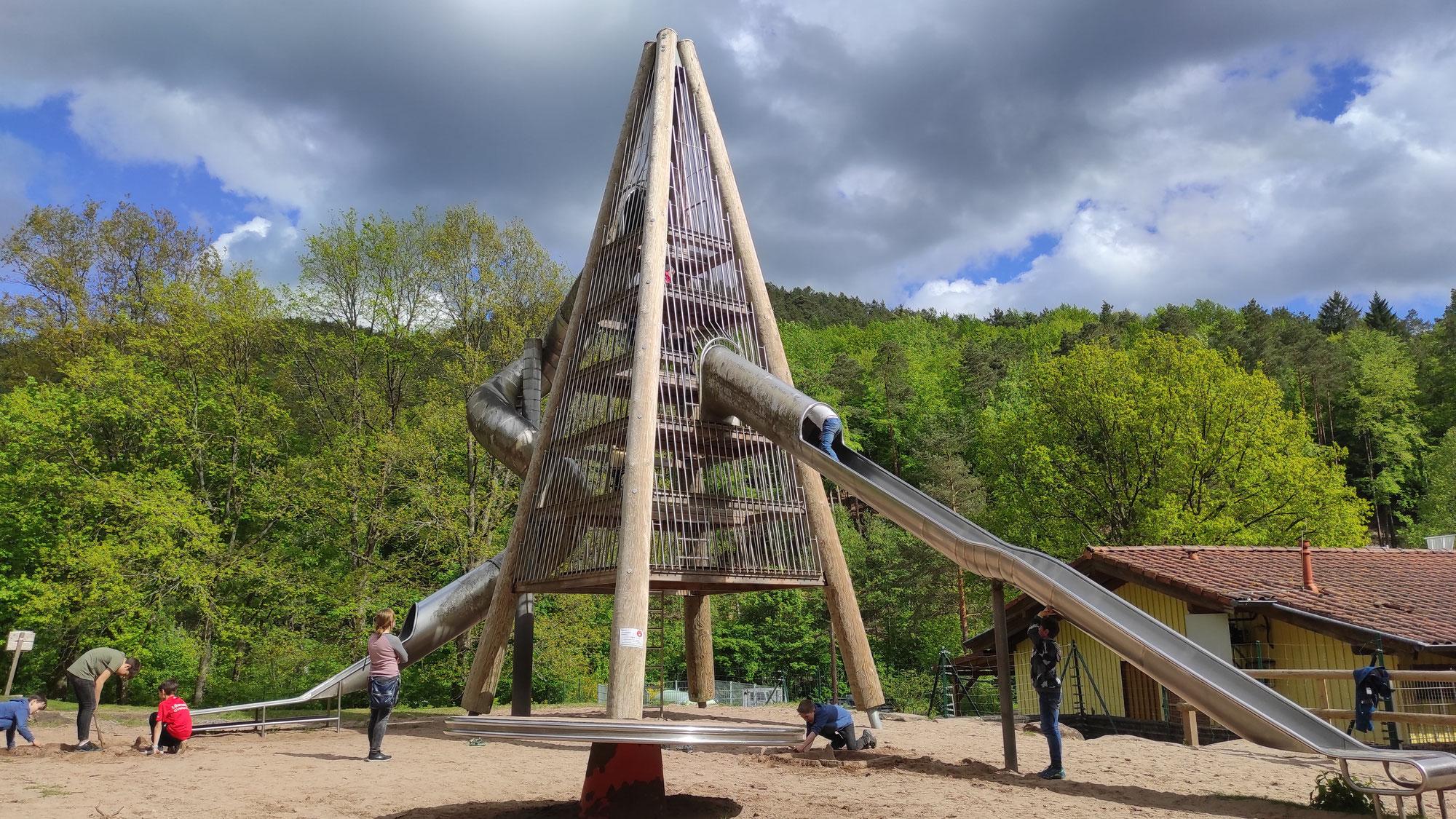 Wild- und Wanderpark in Silz