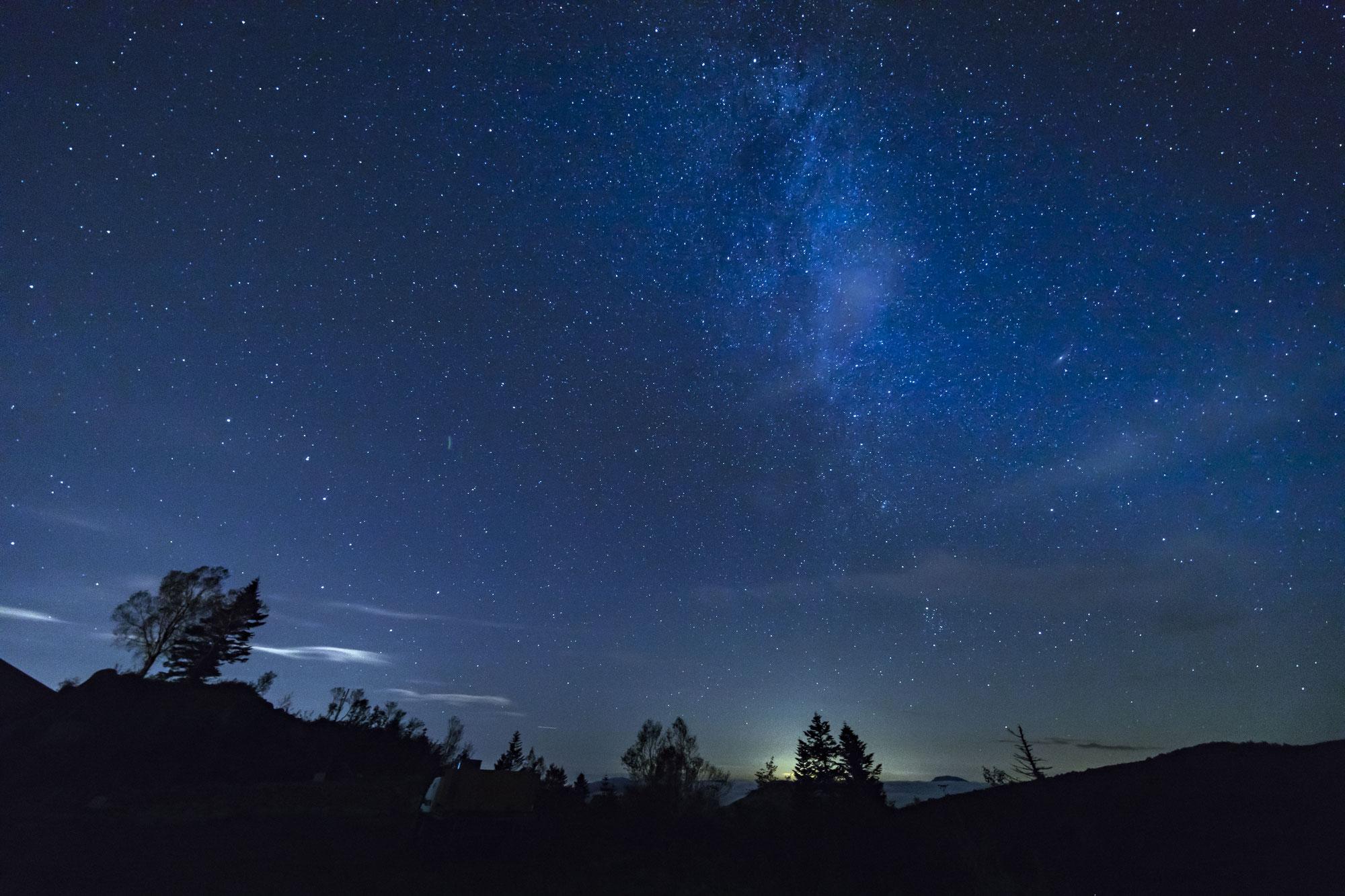 ソラテラス星空ナイトシネマのご案内