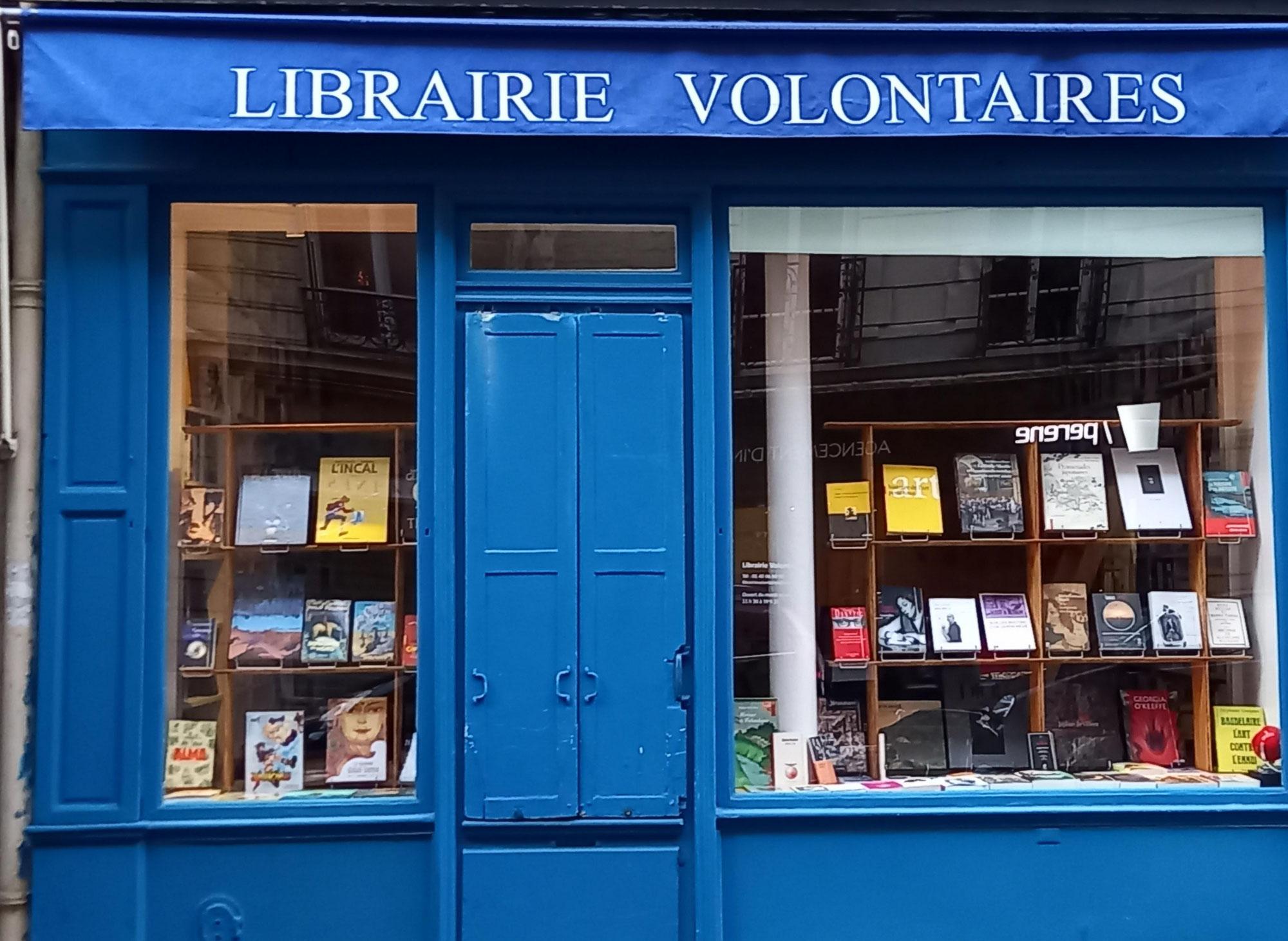 Partners in Dreams : La Librairie Volontaires
