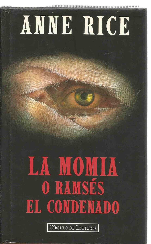 La momia o Ramsés el maldito