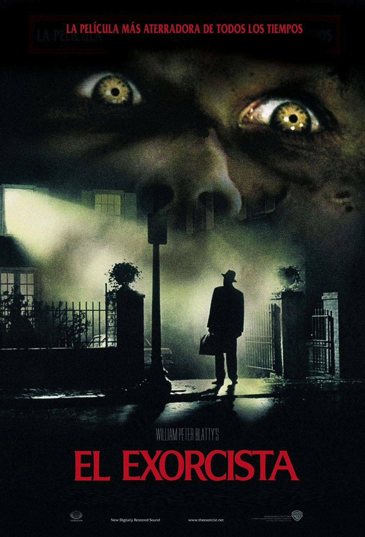 Diferencias entre el libro y la película El exorcista