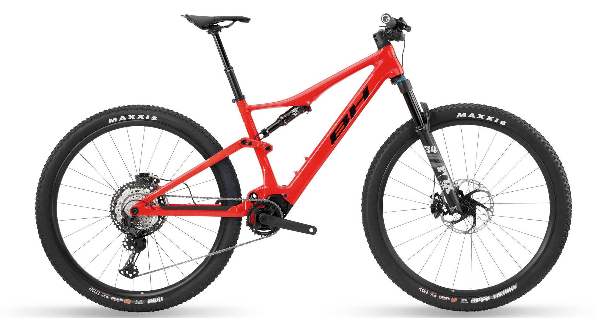 iLynx Race Carbon от BH Bikes: почти обикновен електрически велосипед