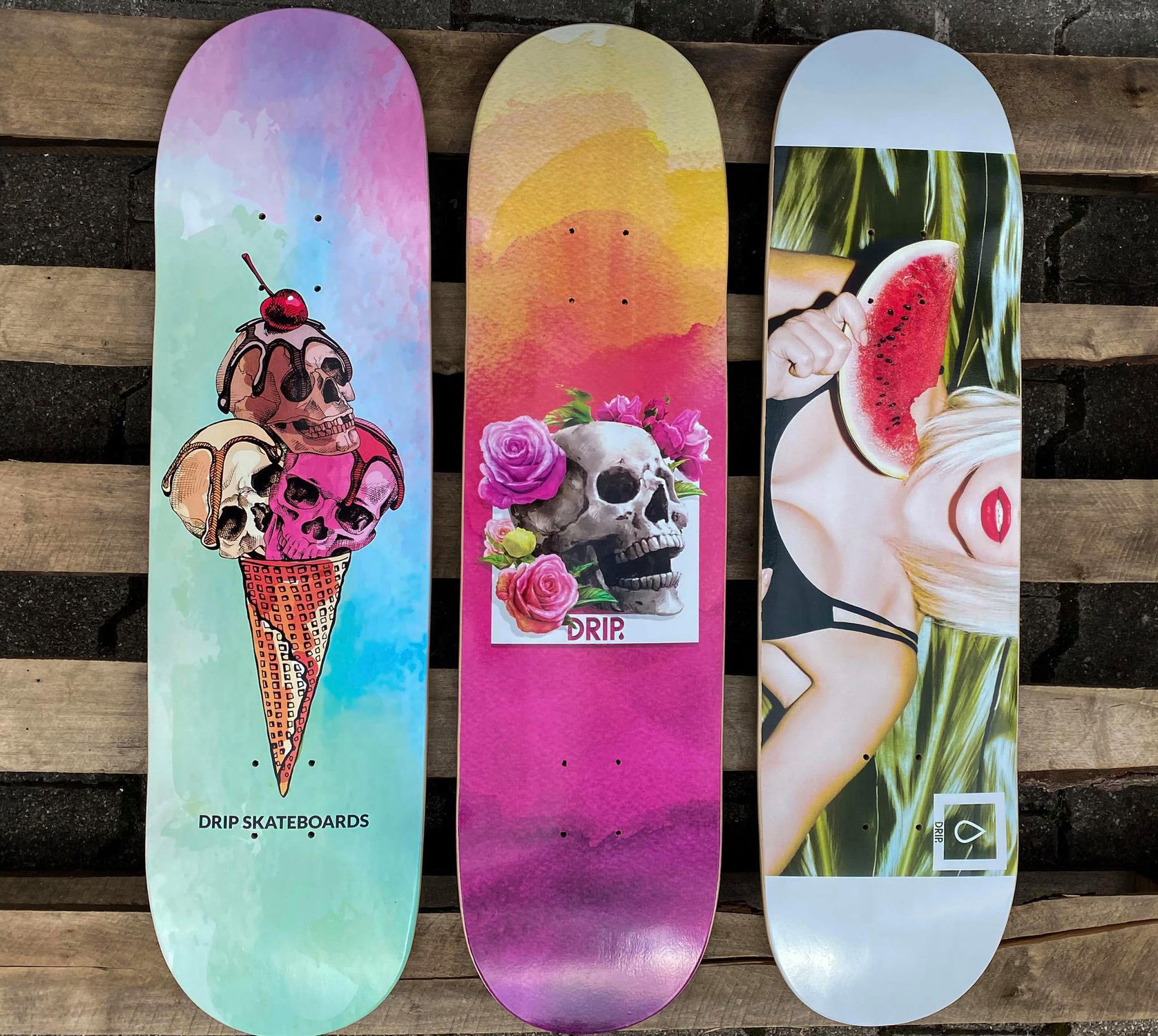 DRIP SKATEBOARDS FALL/WINTER 2021 OUT NOW!