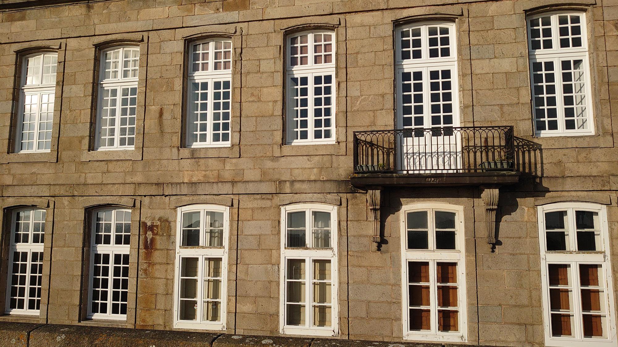 Quand Garangeau voulut agrandir Saint-Malo