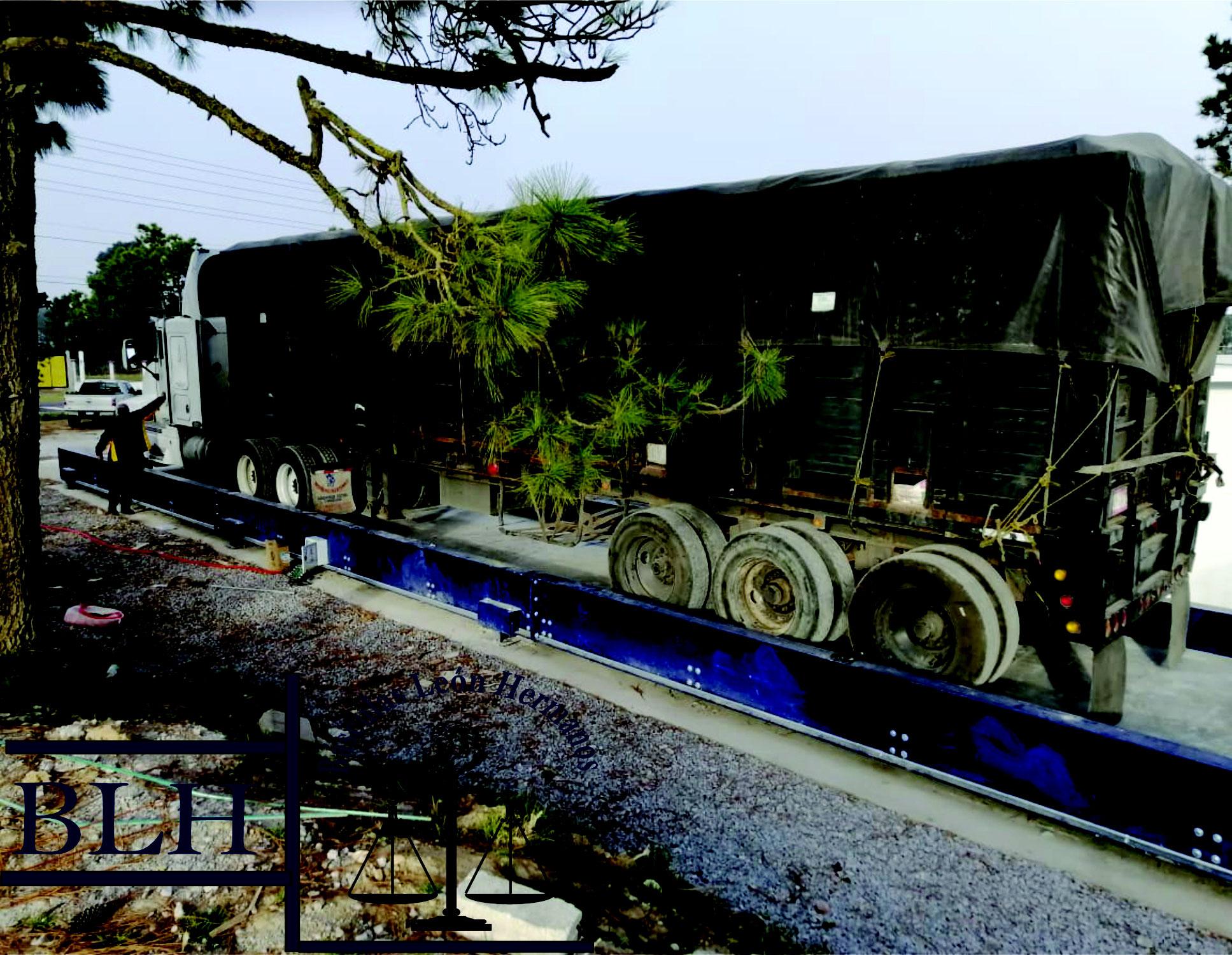 Mantenimiento para basculas camioneras