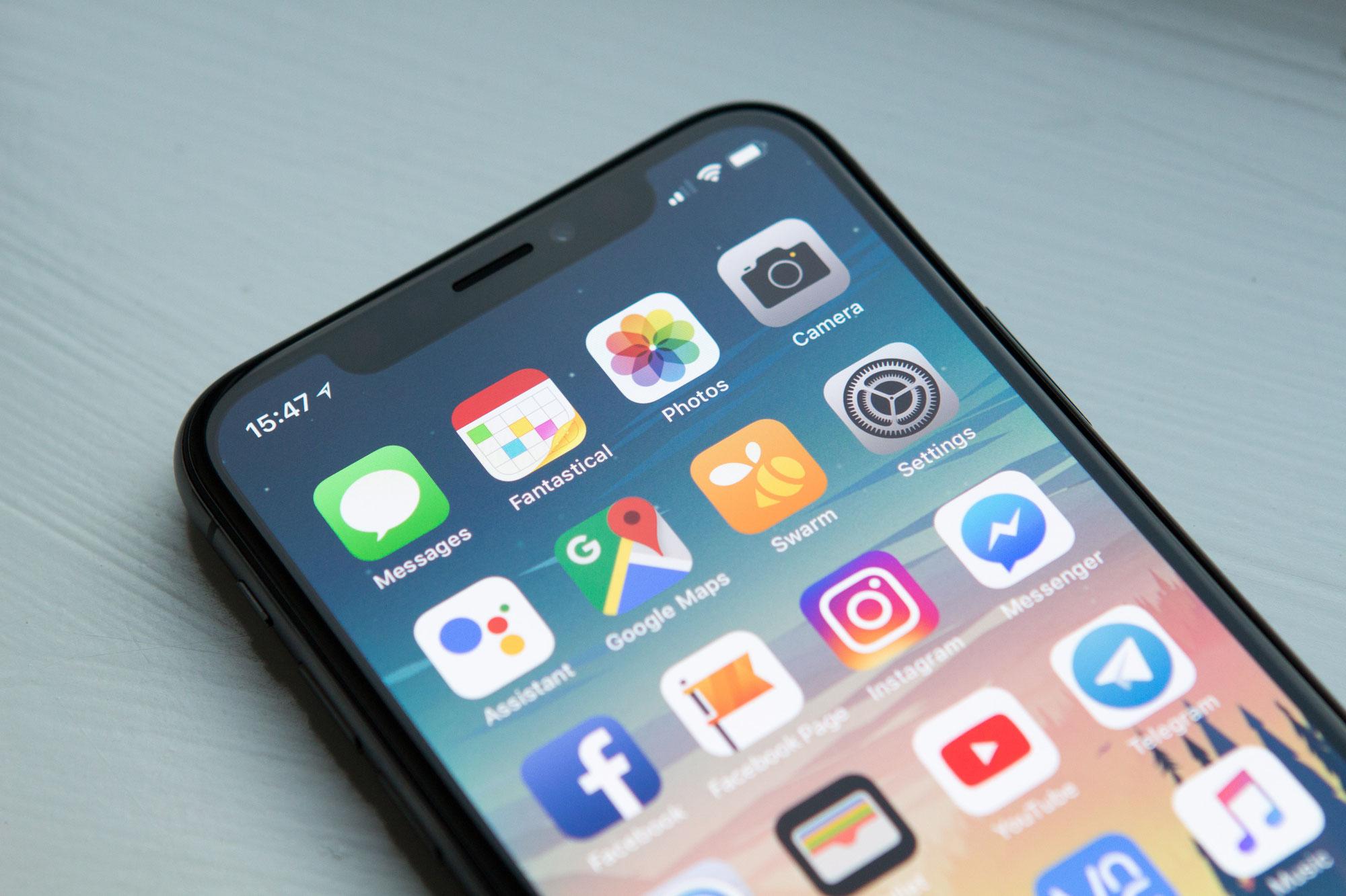 IOS Trick - wie du deine Apps ausblendest