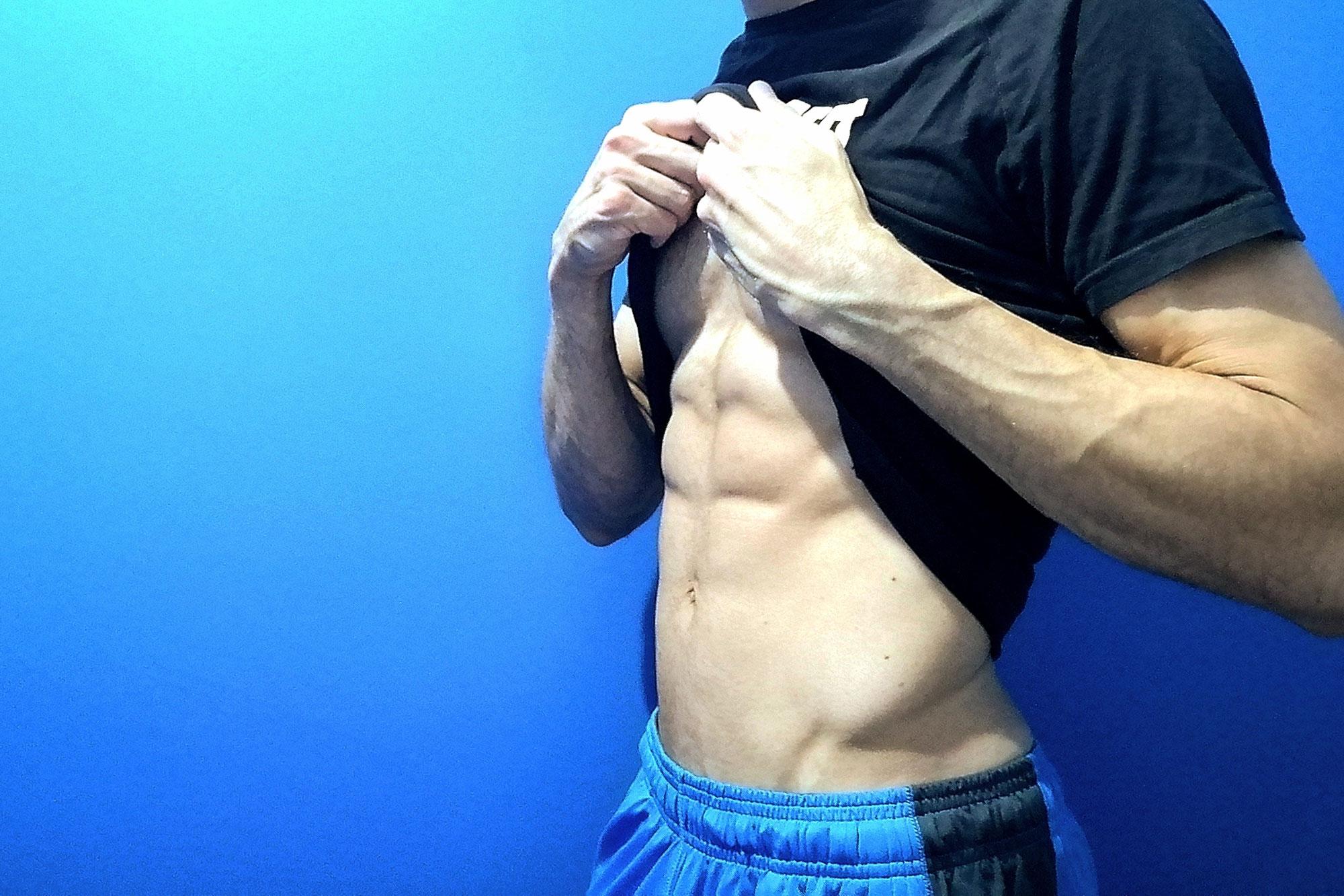 Migliorare addome e girovita