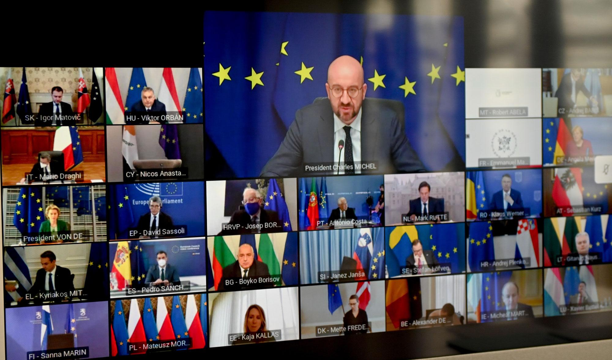 Digitale Dekade: Digitaler Kompass 2030 für die EU