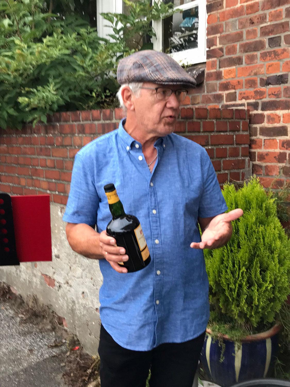 Nachlese 1. Rum Tasting 21.08.