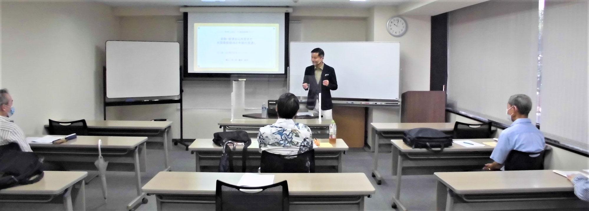 7/7 FPセミナー報告 AM米国、PM株ヒント