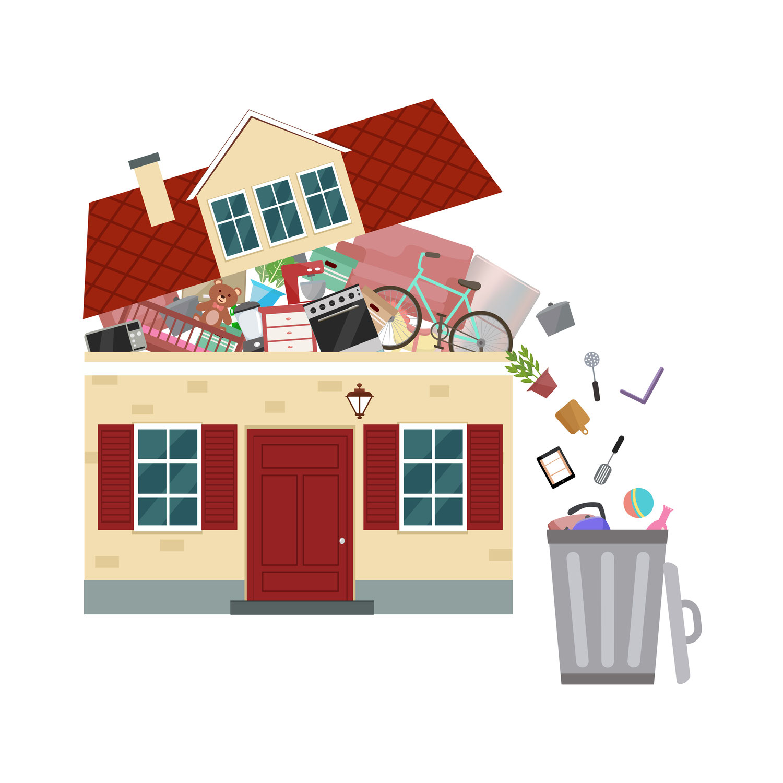 Vuoi vivere meglio? Riordina casa! 🏠🏠🏠