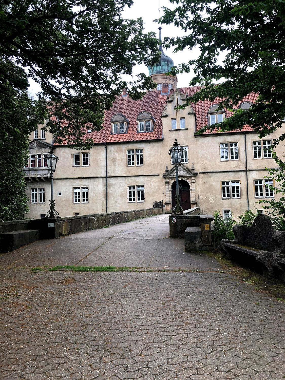 Wasseschloss Ulenburg