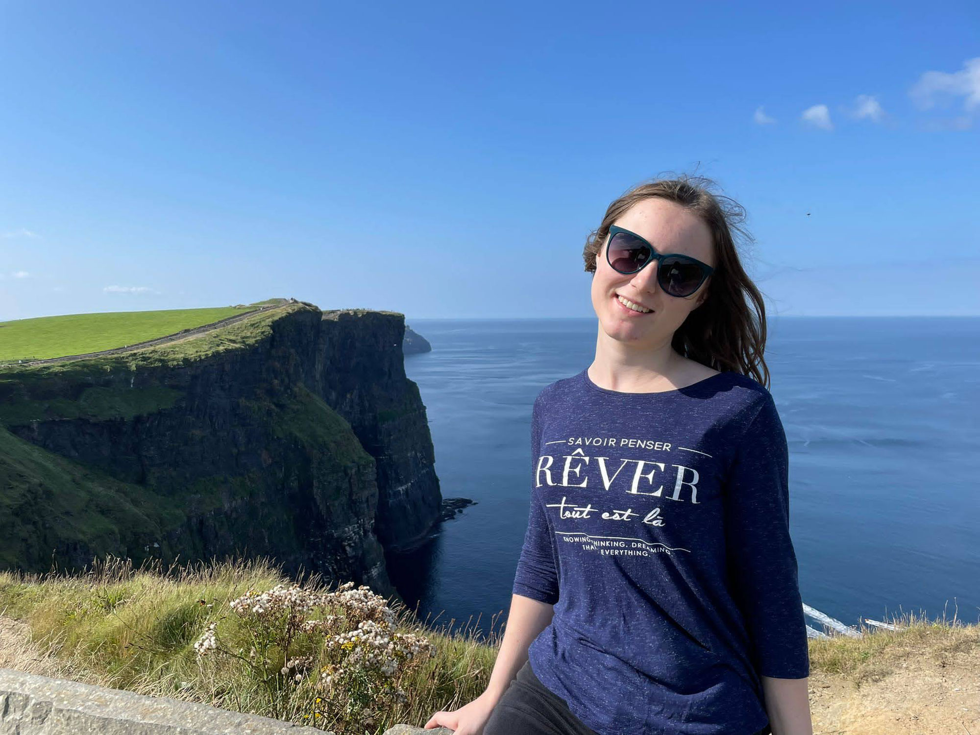 Week No. 3 - Cliffs of Moher Special - Betty