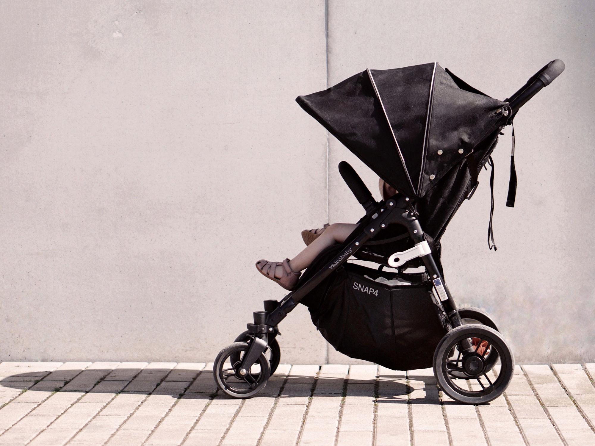LENA LOVES: UNSER NEUER VALCO BABY SNAP 4 BUGGY