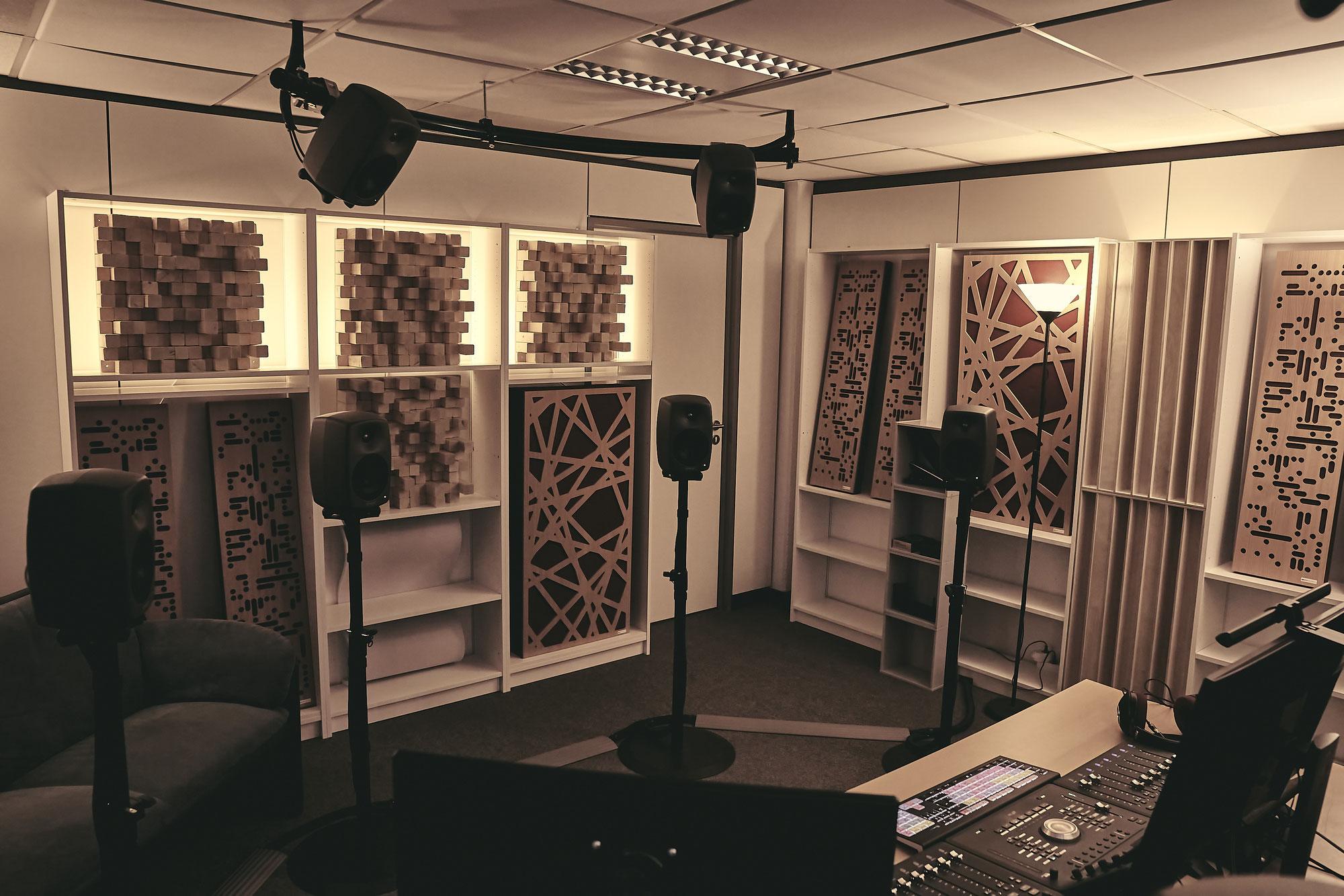 Studio AUDIObrelloX Teil 2