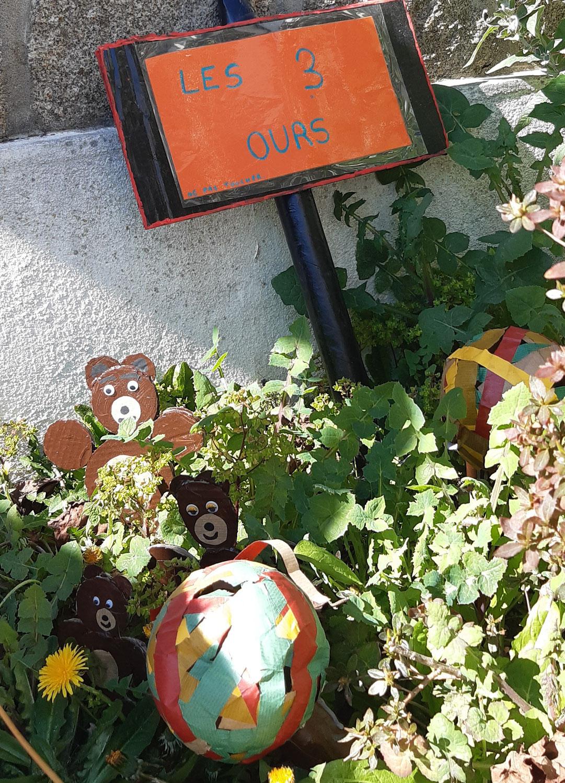 MS: C'est le printemps, les ours ont fini d'hiberner !