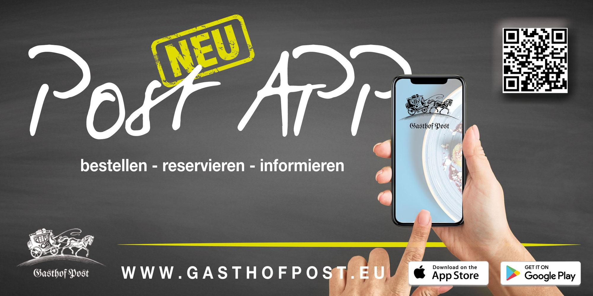 Gasthof Post App