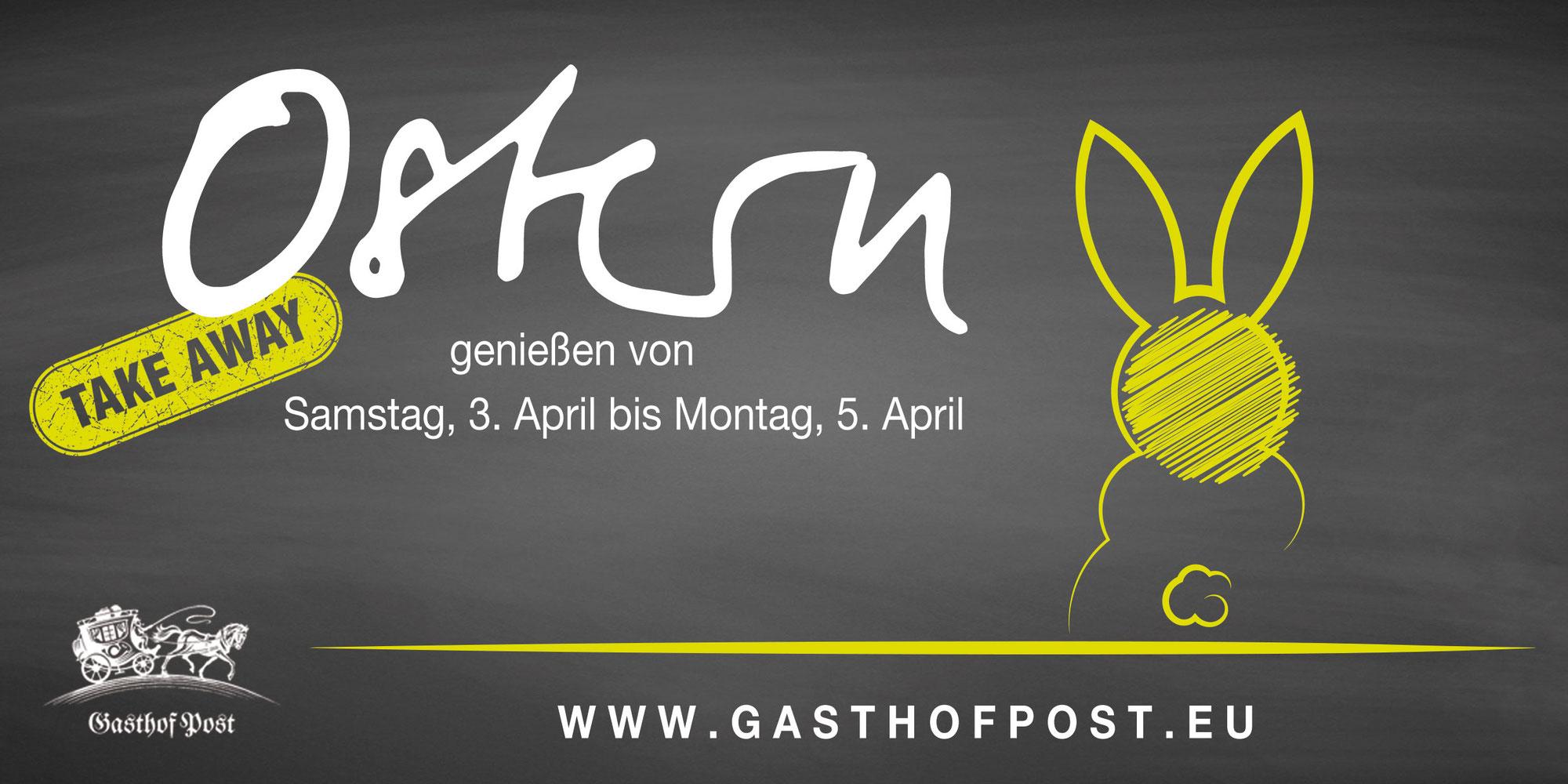 Frühlings- und Ostergerichte