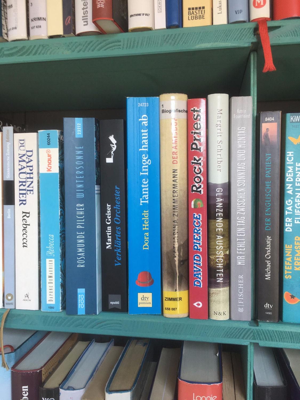 Öffentliche Bücherschränke zum Zweiten!
