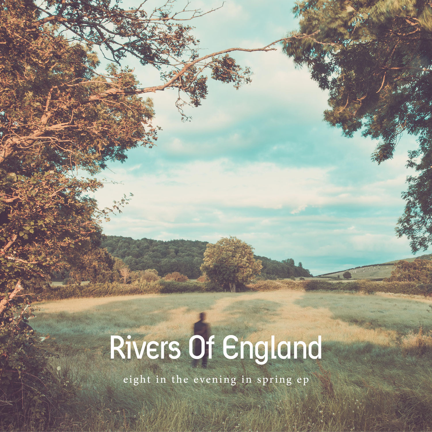"""""""Eight In The Evening In Spring"""" by Rivers Of England out on Friday, 16.07.2021"""