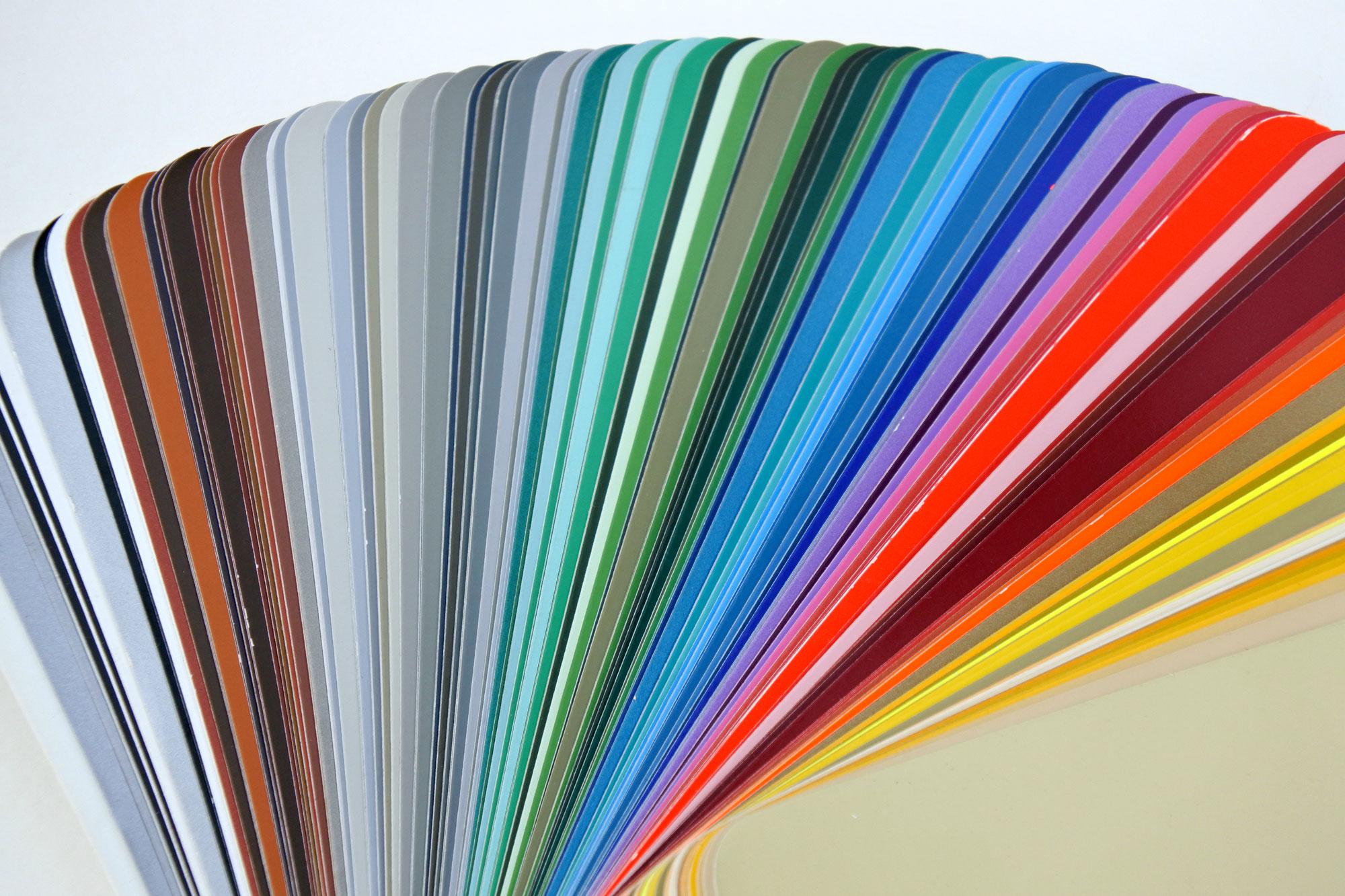 Tomos Paint Colors