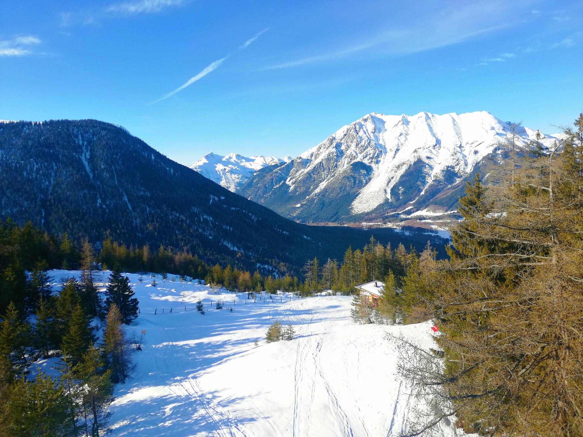 #770 Skitour Grünberg