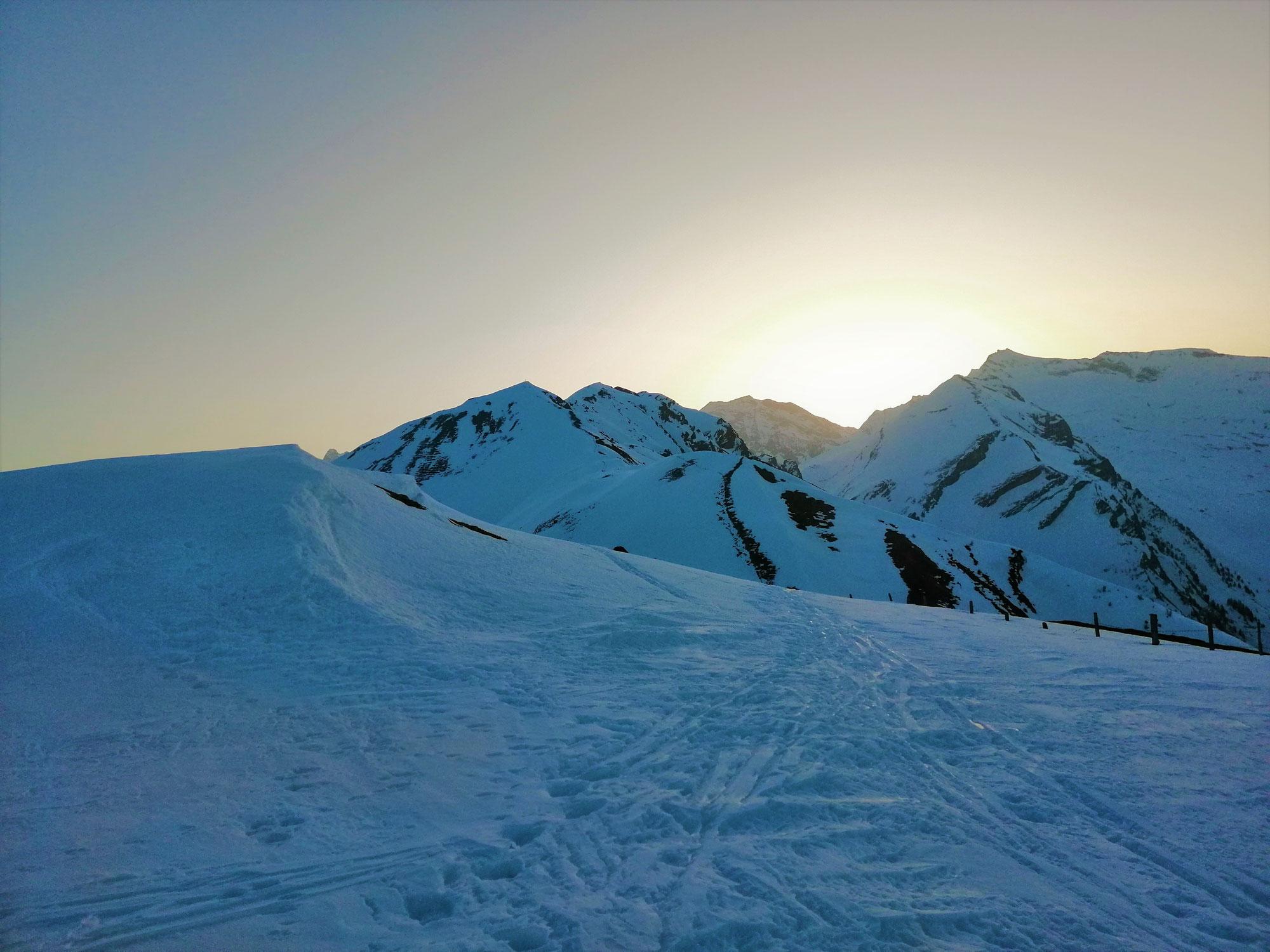 #775 Skitour Padauner Berg
