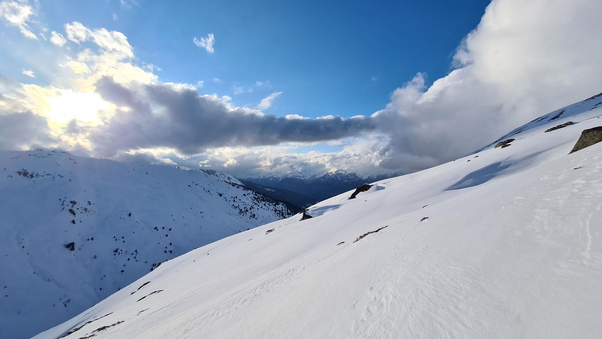 #Kurzbericht: Skitour Metzen