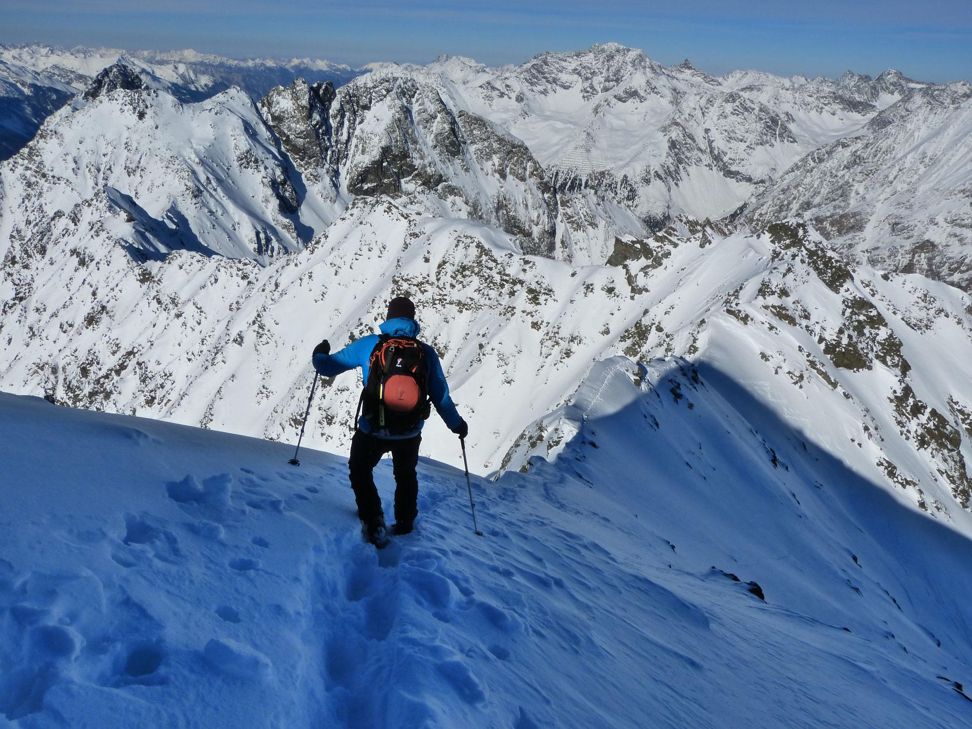 #764 Skitour Murkarspitze