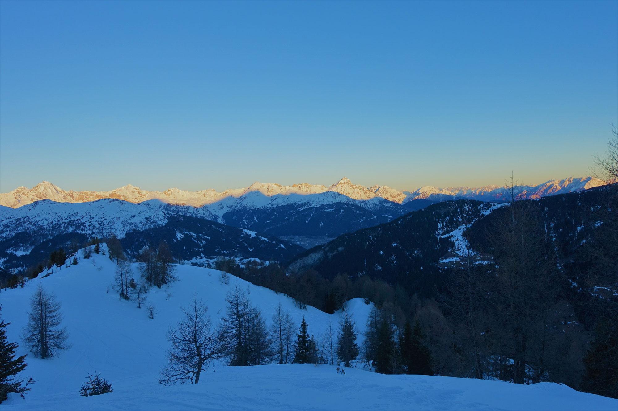 #780 Skitour Leiten