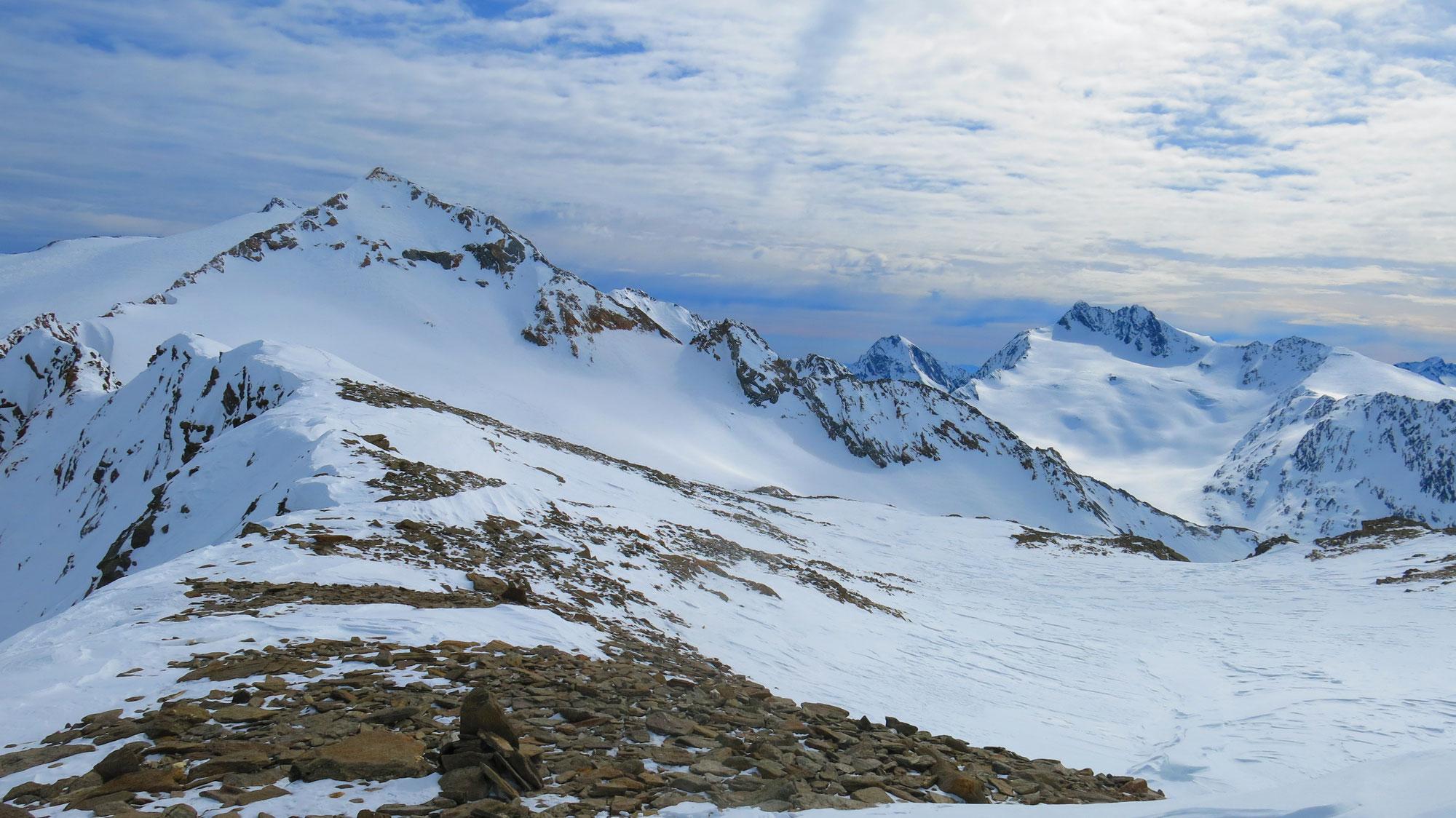 #789 Skitour Eiskögele