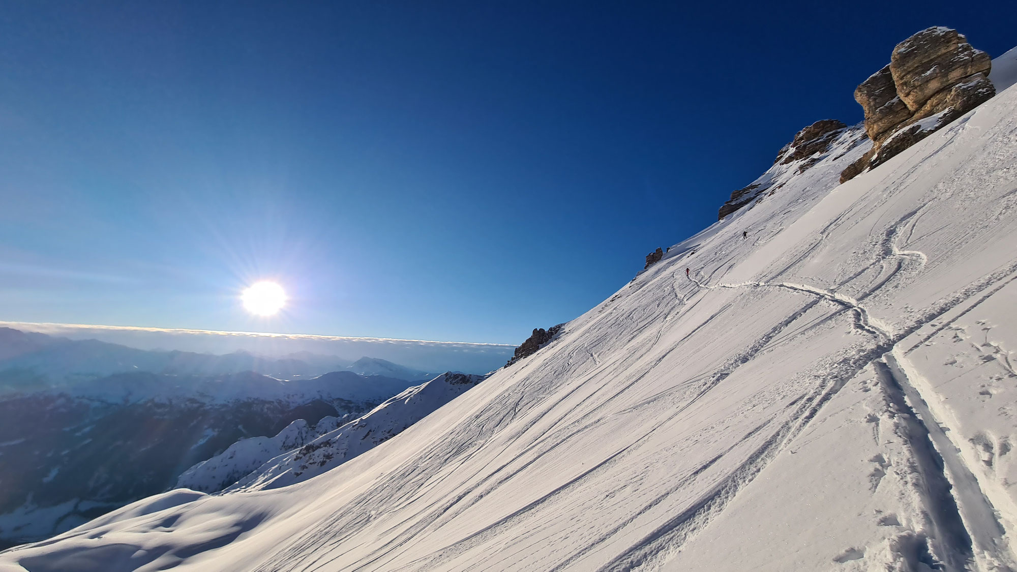#767 Skitour Roter Kopf