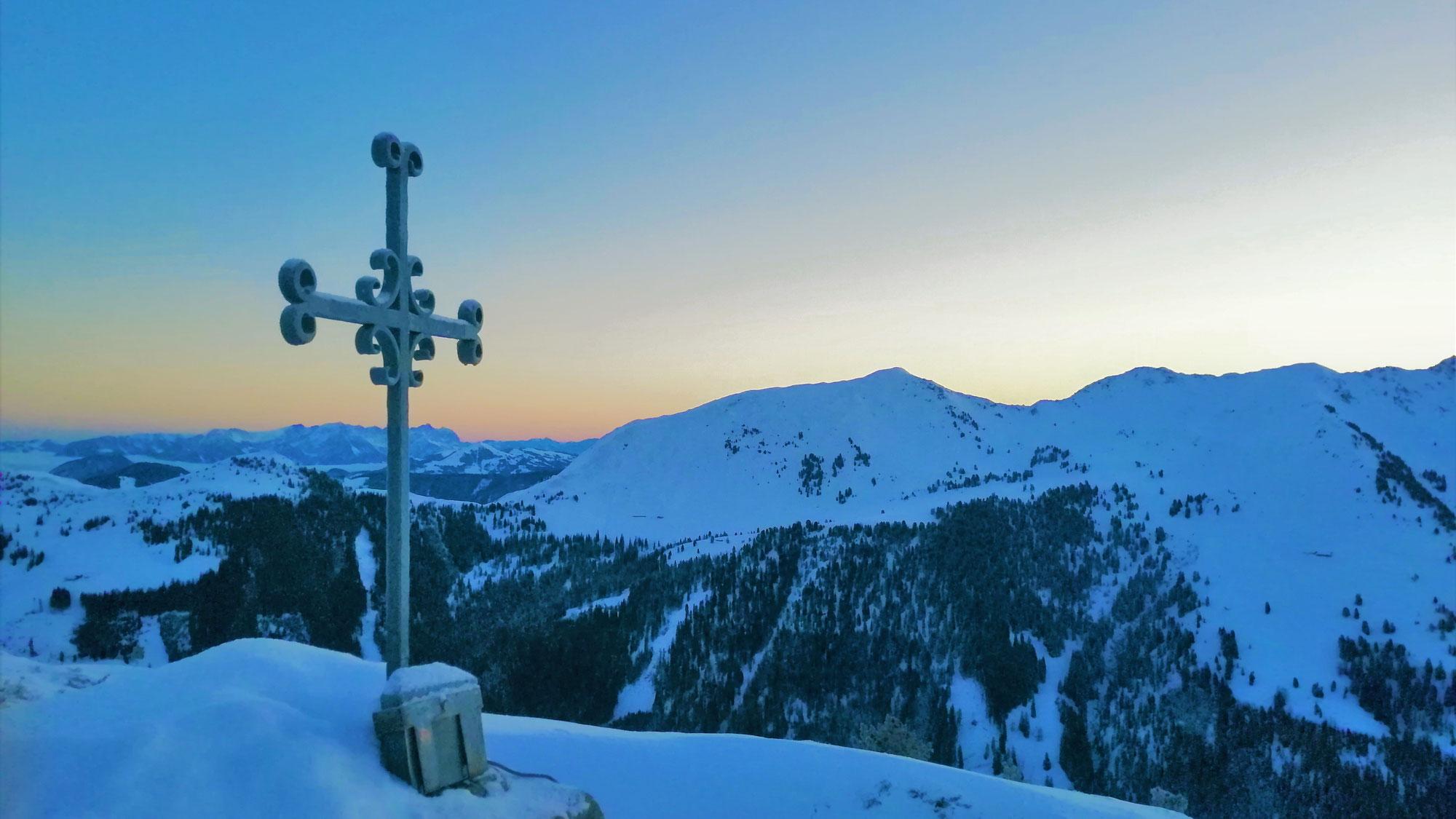 #749 Skitour Heimjoch