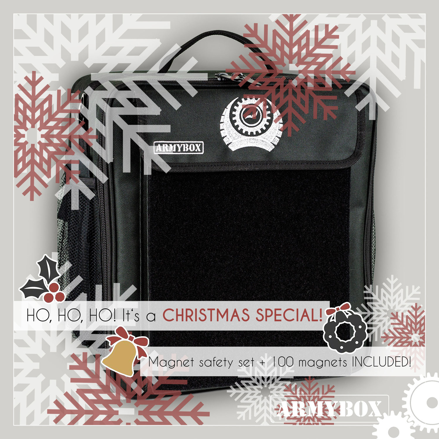 Christmas Special ends on 26th december!