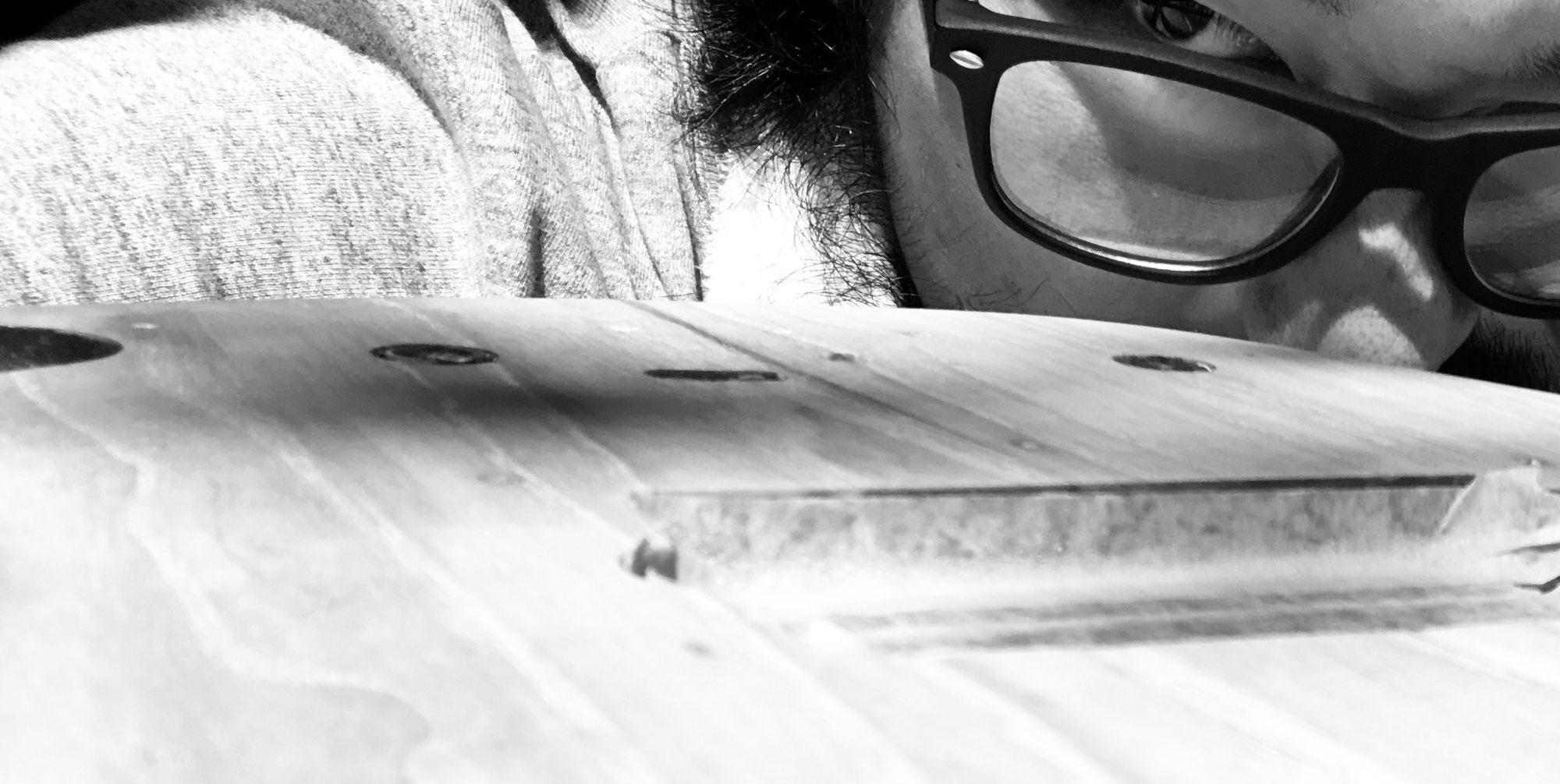 【店長ブログ】アーム奏法でビョイーンのグワングワンですよ。