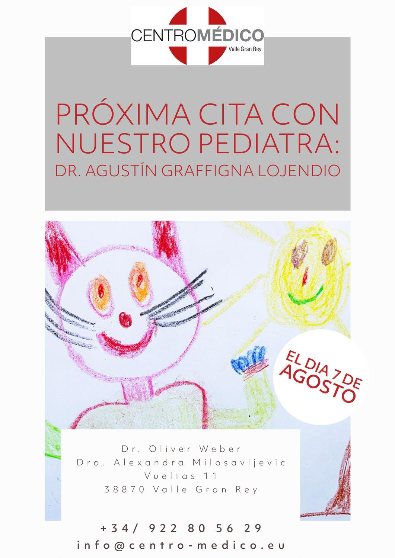 Proxima Consulta de nuestro Pediatra