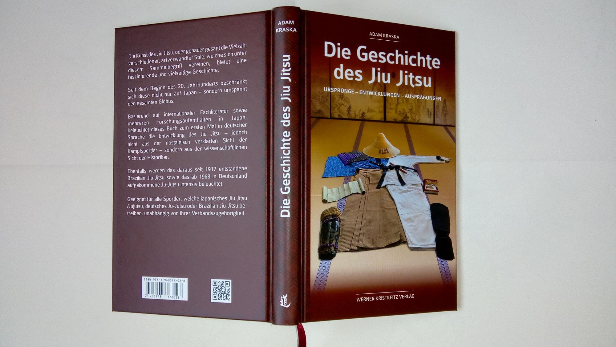 """Neuerscheinung: """"Die Geschichte des Jiu Jitsu"""""""