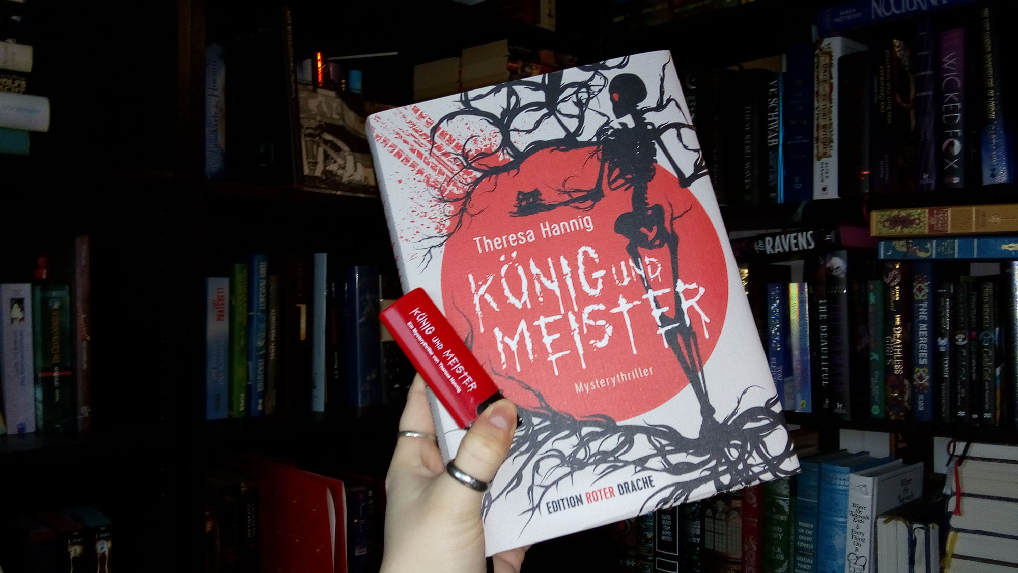 """Neuerscheinung: """"König und Meister"""""""